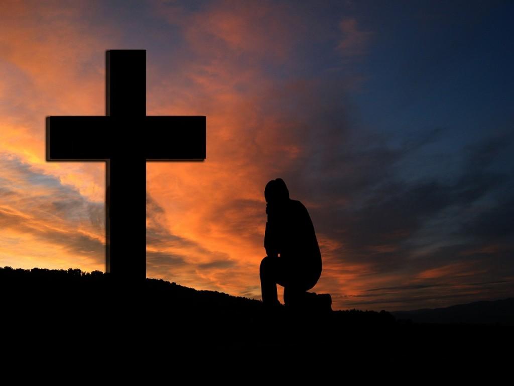 bøn ved kors